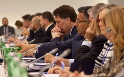 Reunión Anual 2018 del Consejo para el Gobierno Croata