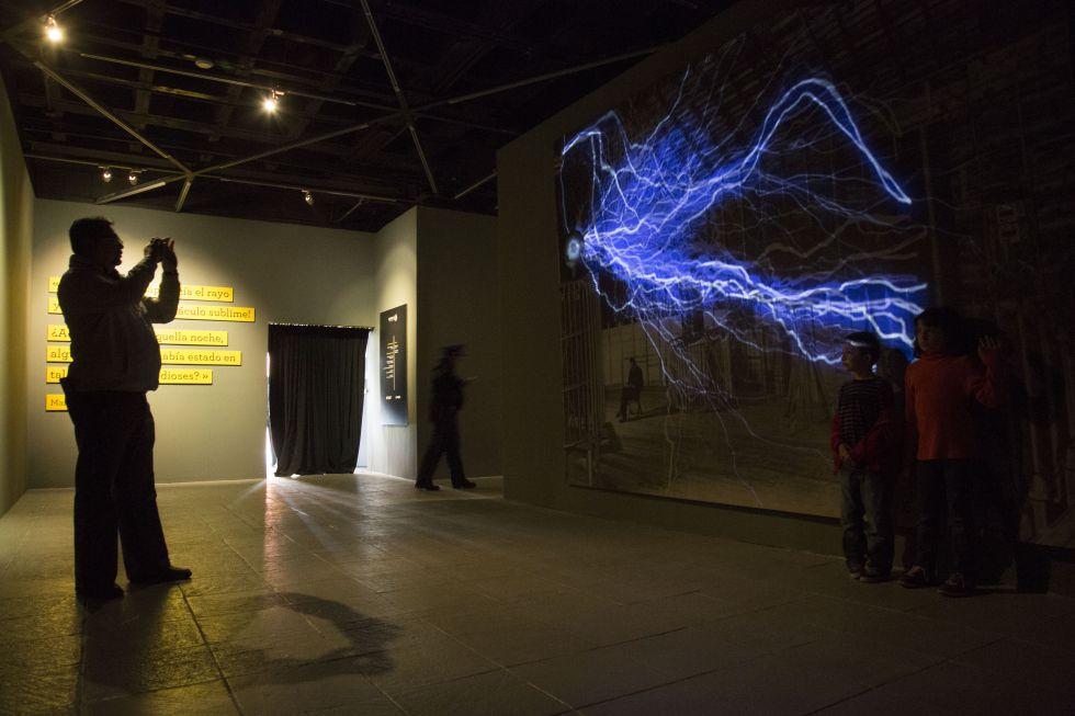 """""""El futuro me pertenece"""": Llega al GAM la exposición de Nikola Tesla"""